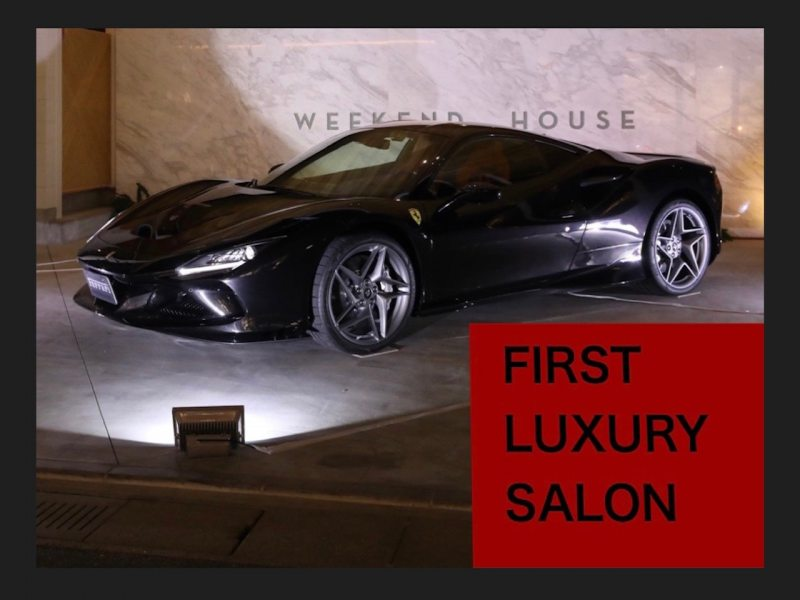 FIRST LUXURY SALON@WEEKEND HOUSE福岡